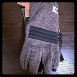 New Northface gloves size large